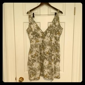 🚩2 for $15 - Old Navy Empire Waist Print Dress